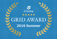 IT review Grid Award 2019 Summer